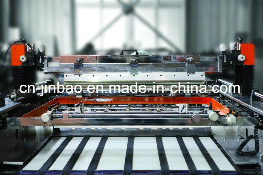 Full Automatic Cylinder Silk Screen Printing Machine (100X70cm)