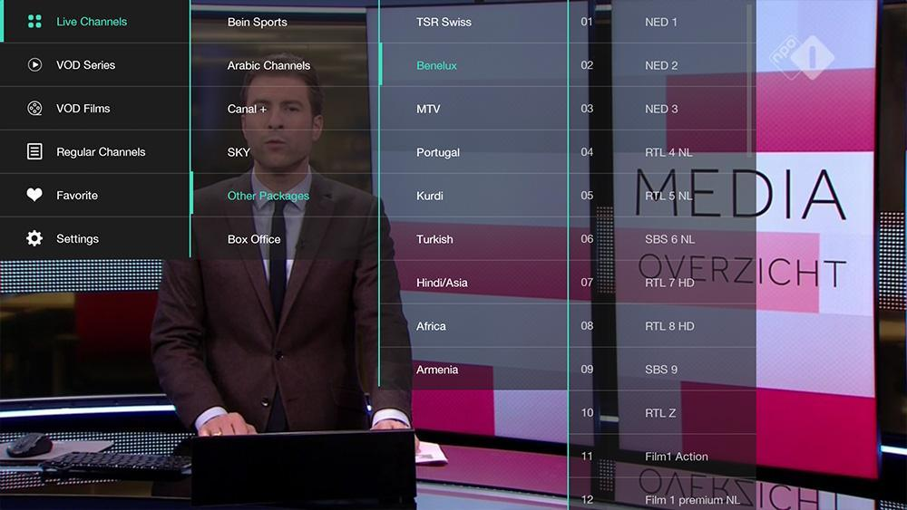 Receiver Qhdtv Arabic Sports Italy UK De 1300+ Europe IPTV Workingon E6 Better Than Mxq