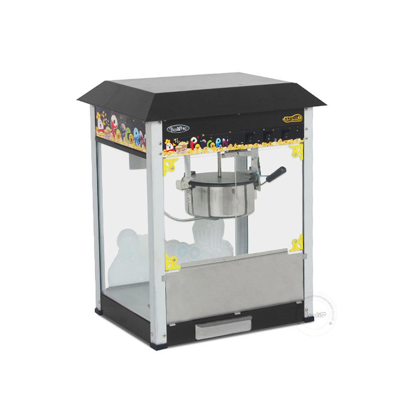 Automatic Popcorn Machine Hotsale with Low Price Eb-08