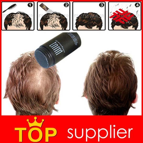 Wholesale Organic Keratin Hair Fiber Fully Hair Building Fibers