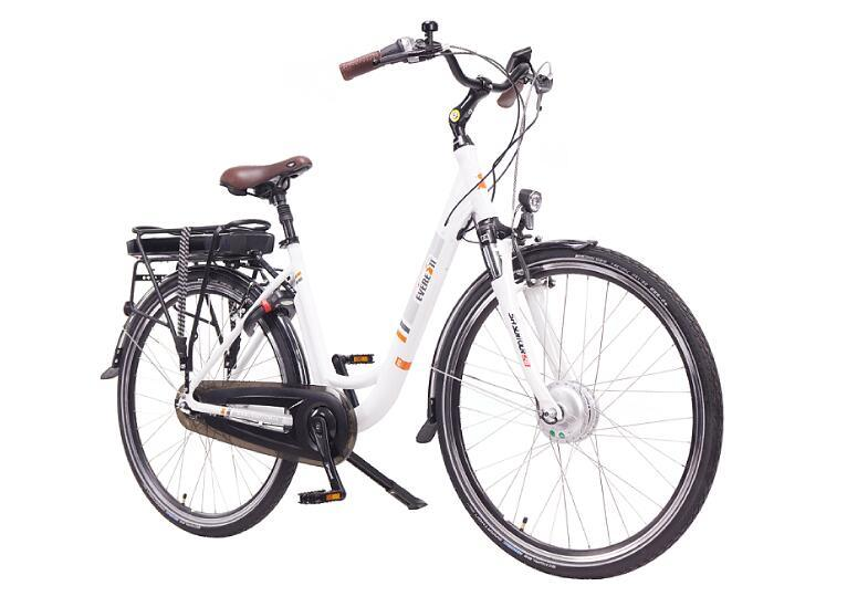 "28"" City Lady Electric Bike/Bicycle/Scooter Ebike Tr3-700-L"