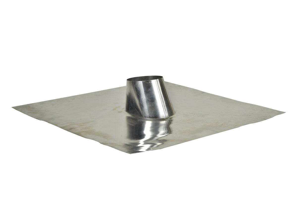 "OEM Soft Aluminium Base 4"" Fha Pipe Flashing"