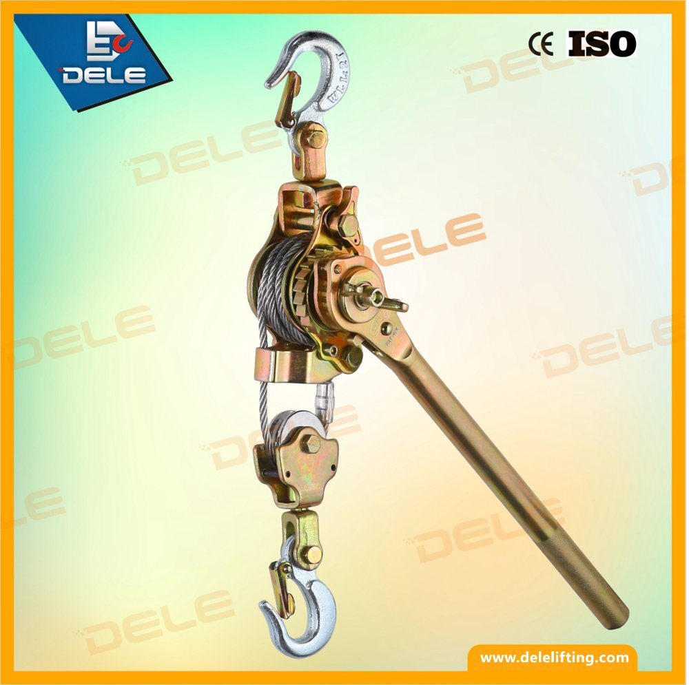 Wire Rope Machine of Mini Lever Hoist