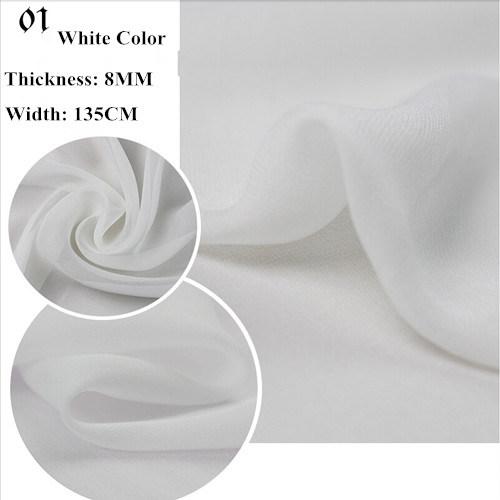100% Silk Chiffon with Reactive Printed for Silk Dress Fabric