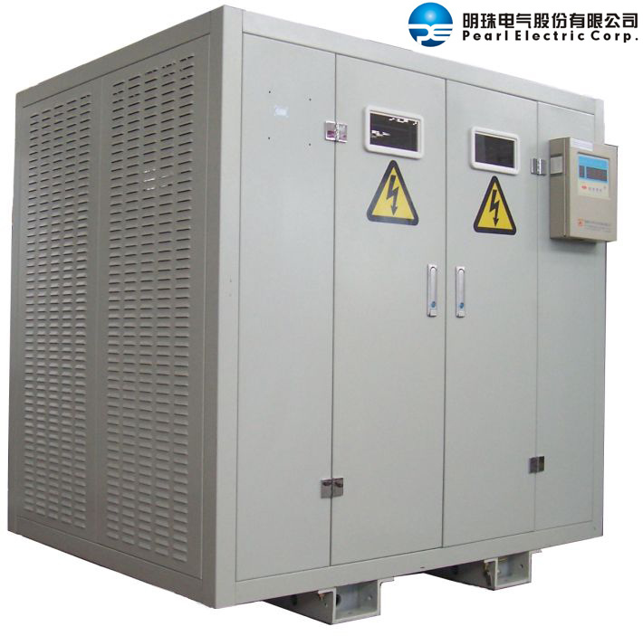 Dry-Type Transformer for Rail Traffic Application