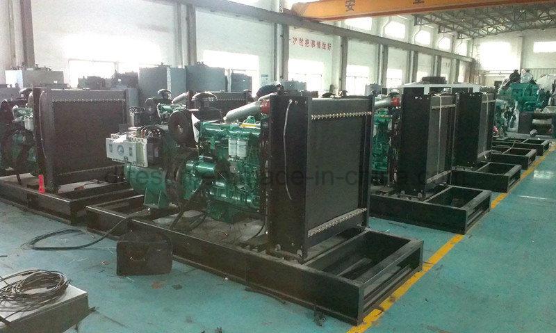Professional Manufacturer Diesel Generator with Cummins Engine
