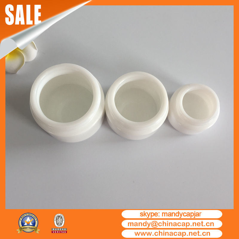 15g20g30g50g Daily Cream Cosmetic Glass Jars with Lids