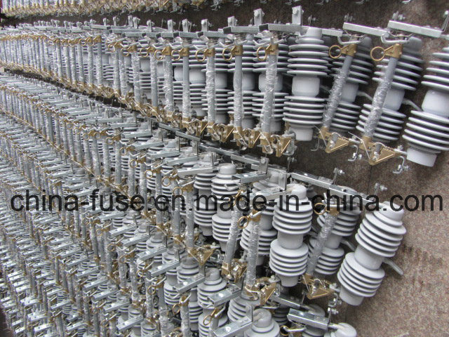 High Voltage Porcelain Fuse Cutout, Drop out Fuse 24kv 100A