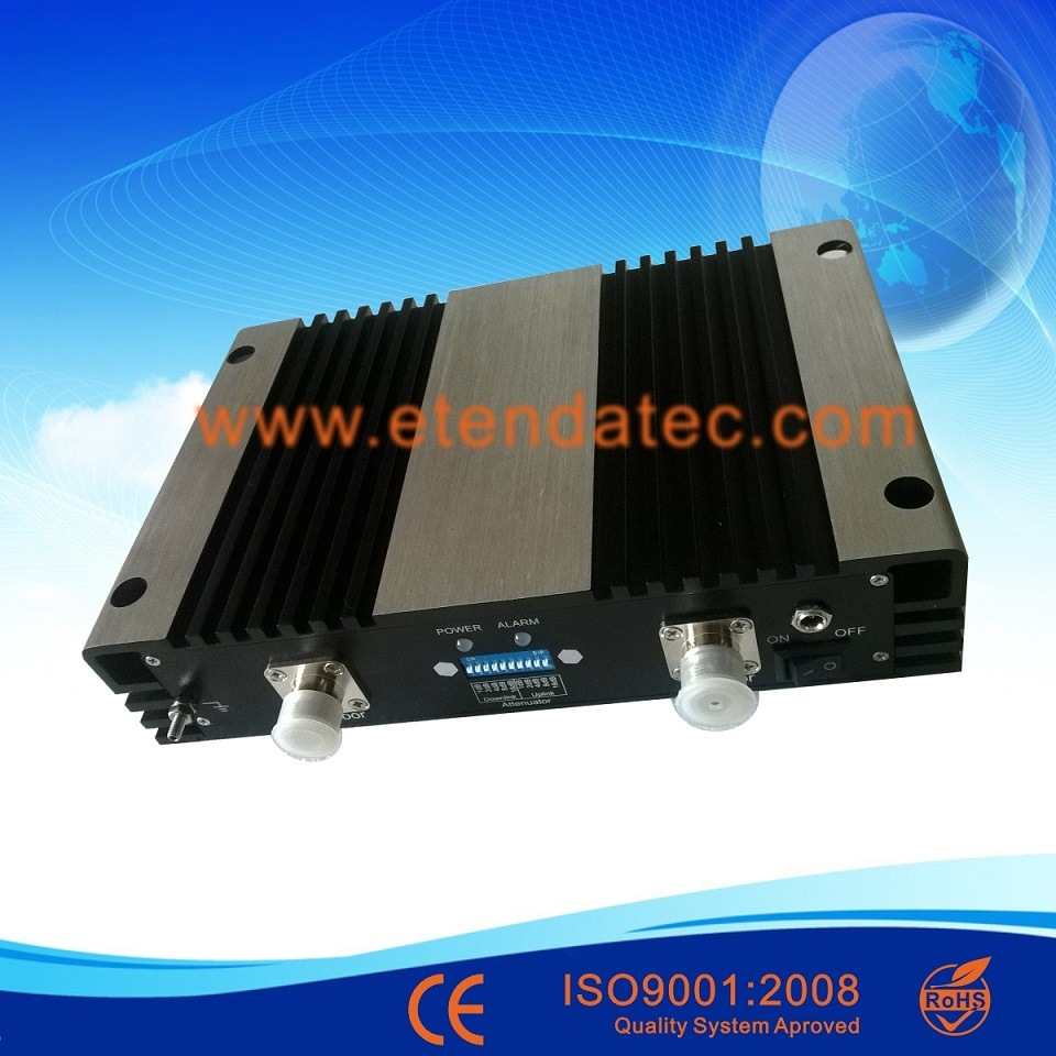 30dBm 85dB Egsm Lte 900MHz Mobile Signal Signal Repeater