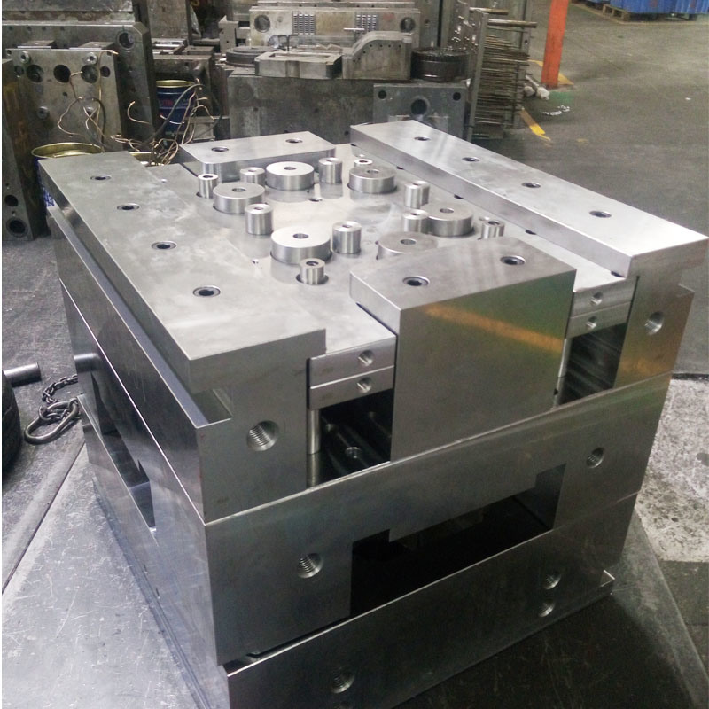 800 Ton Machine LED Display Screen Cabinet Die Casting Mold