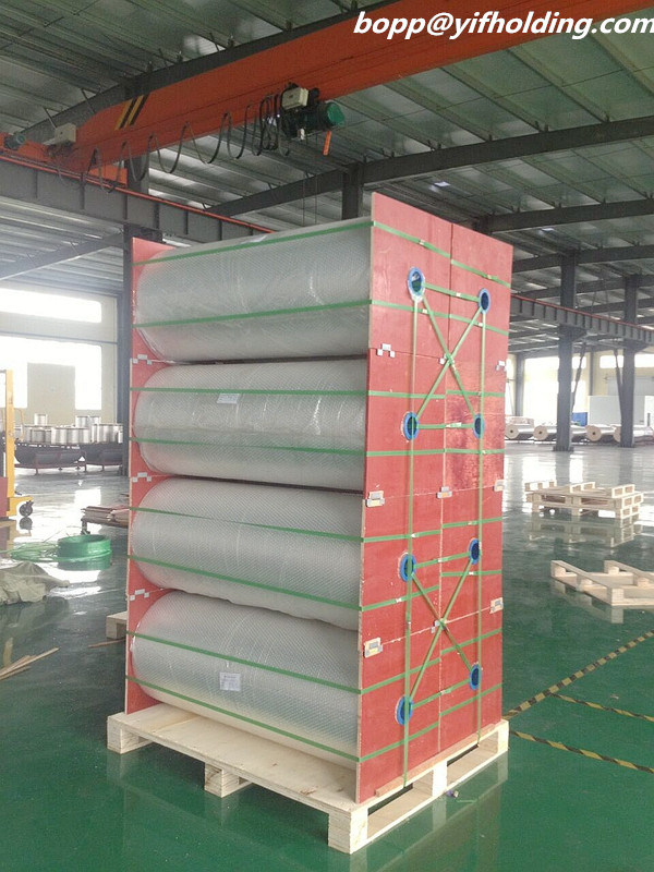 Food Grade Plastic Film, Metallized Pet/CPP/BOPP