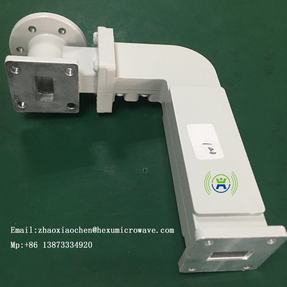 RF Equipment Waveguide Duplexer with Flange Connector