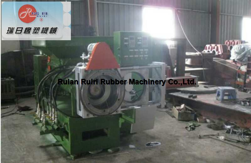Rubber Extruding Strainer, Rubber Filter, Rubber Straining Machine, Rubber Strainer (CE&ISO9001)