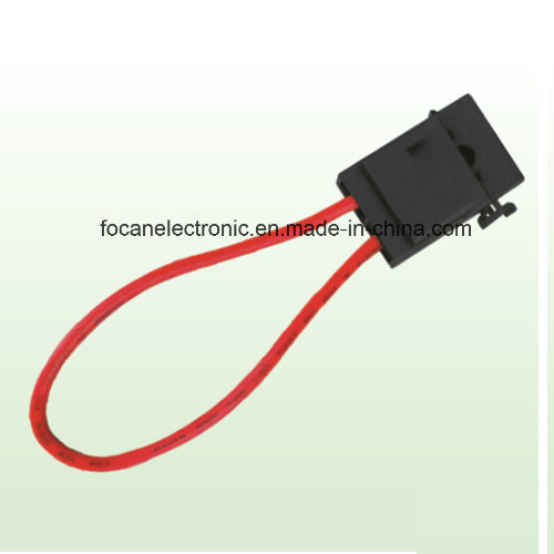 in-Line Car Atc/ATO Blade Fuse Holder Waterproof