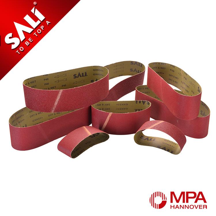 Abrasive 2X72 Sanding Belts for Wood