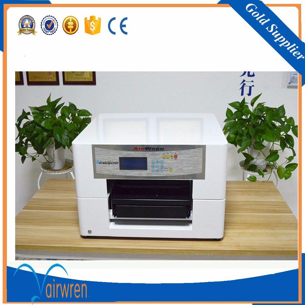 Multi-Function T Shirt Printing Machine A3 Size DTG T-Shirt Printer Ar-T500