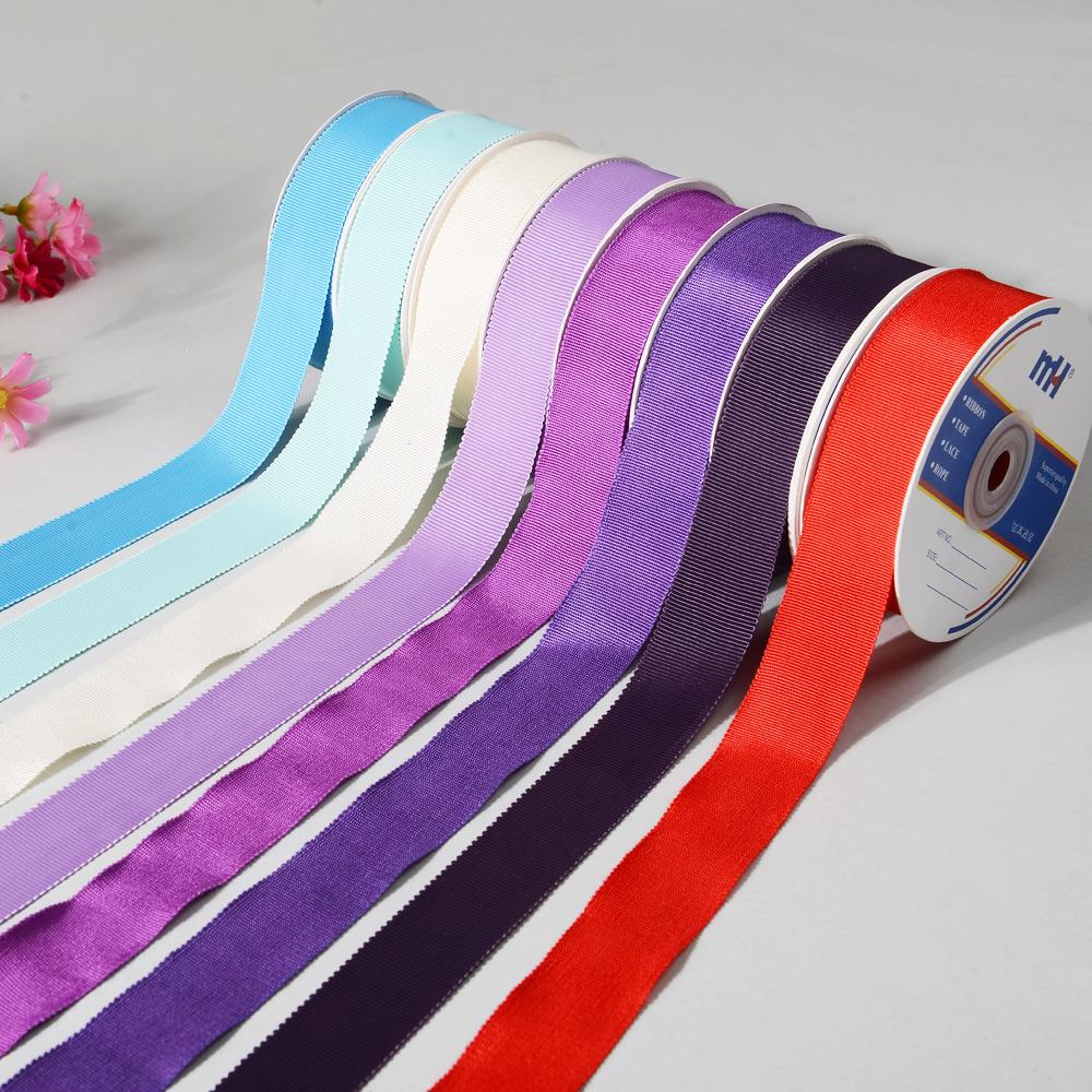Grosgrain Rayon Hat Ribbon