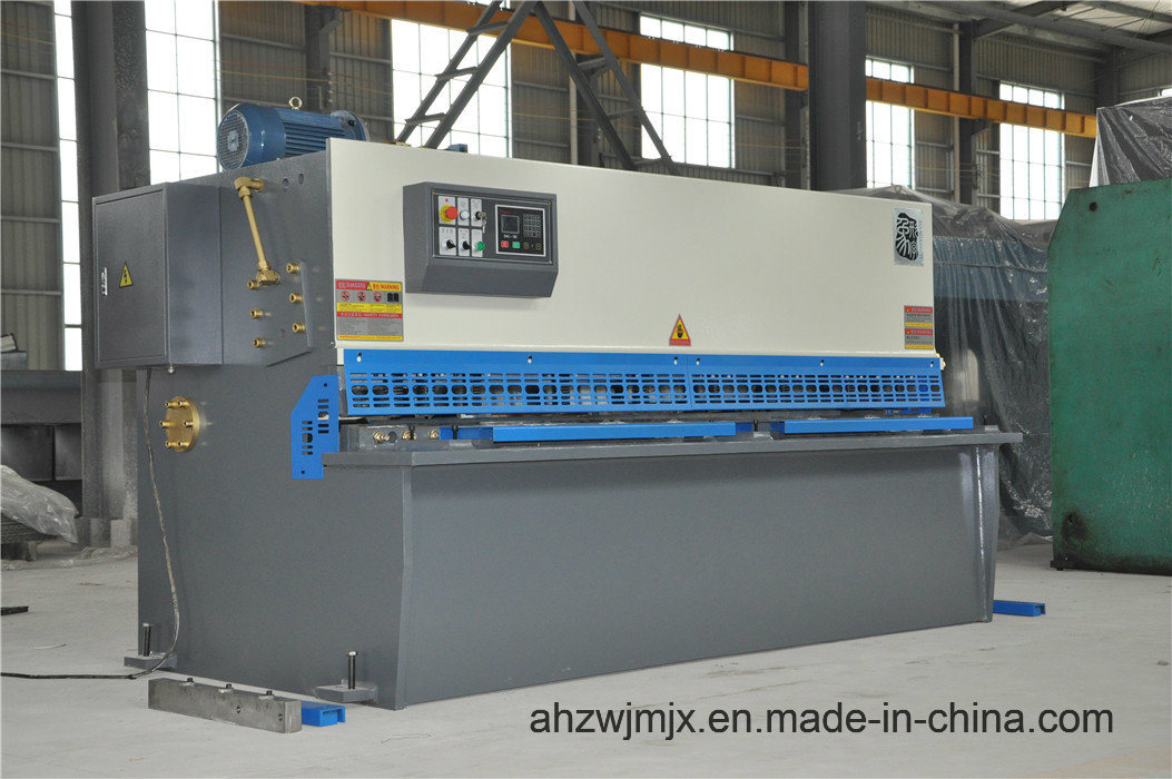 QC12k 12*3200 Hydraulic CNC Swing Cutting Shearing Machine