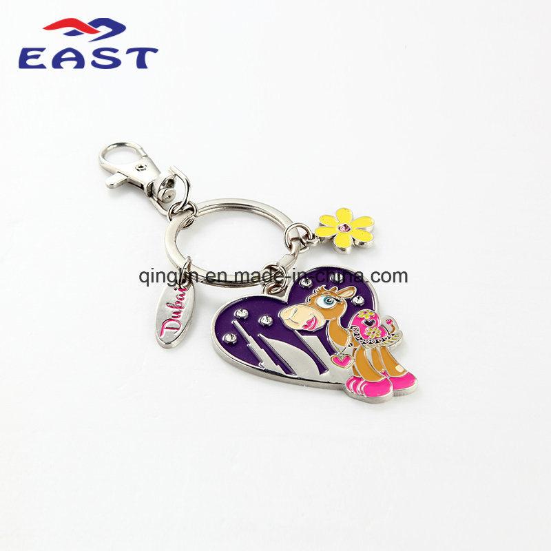 Dubai Tourist Souvenirs More Accessories Metal Keychain