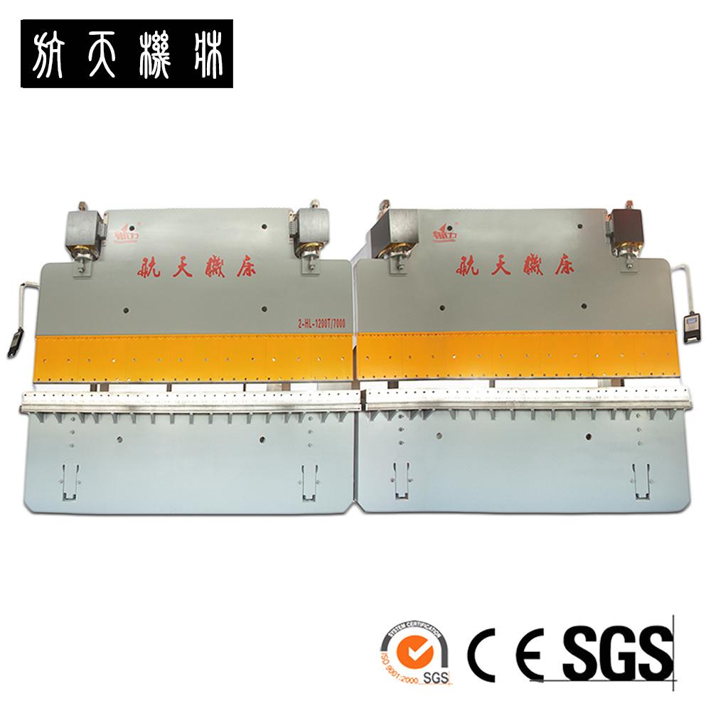 WC67Y/HT CE CNC Hydraulic Press Brake WC67Y/HT