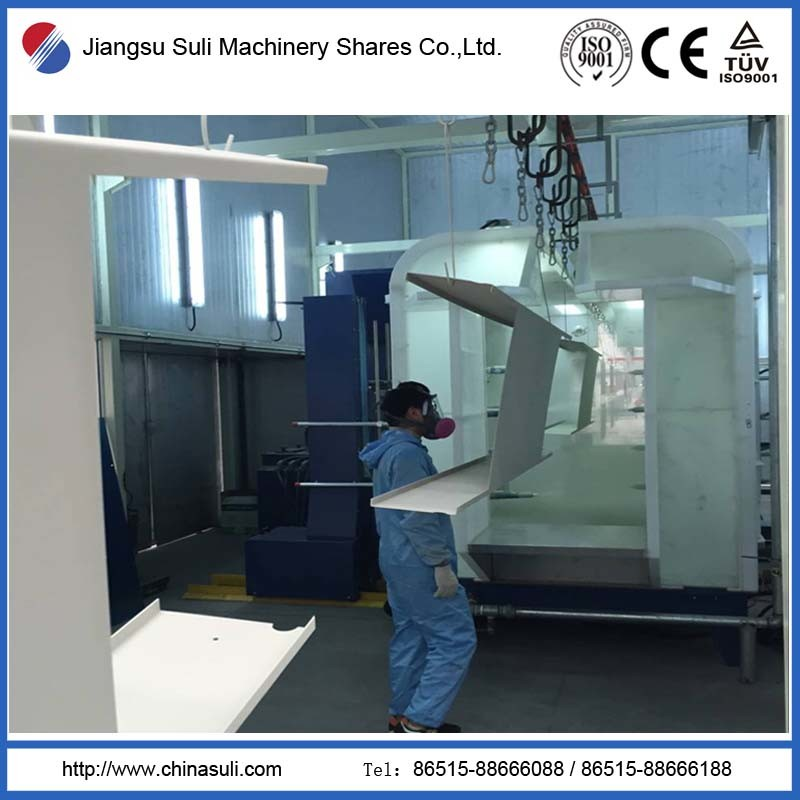 Painting Powder Spraying Equipment for Coating Production Line
