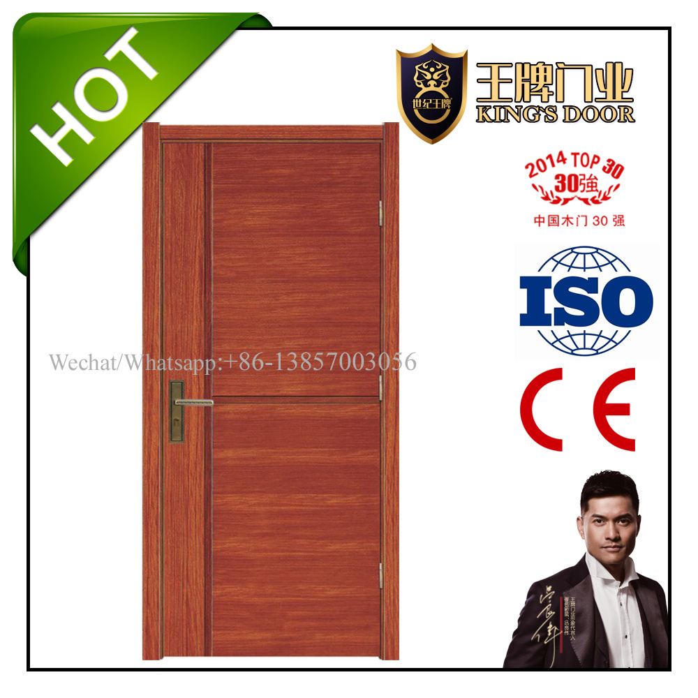 Modern Designs Wooden Composited Doors