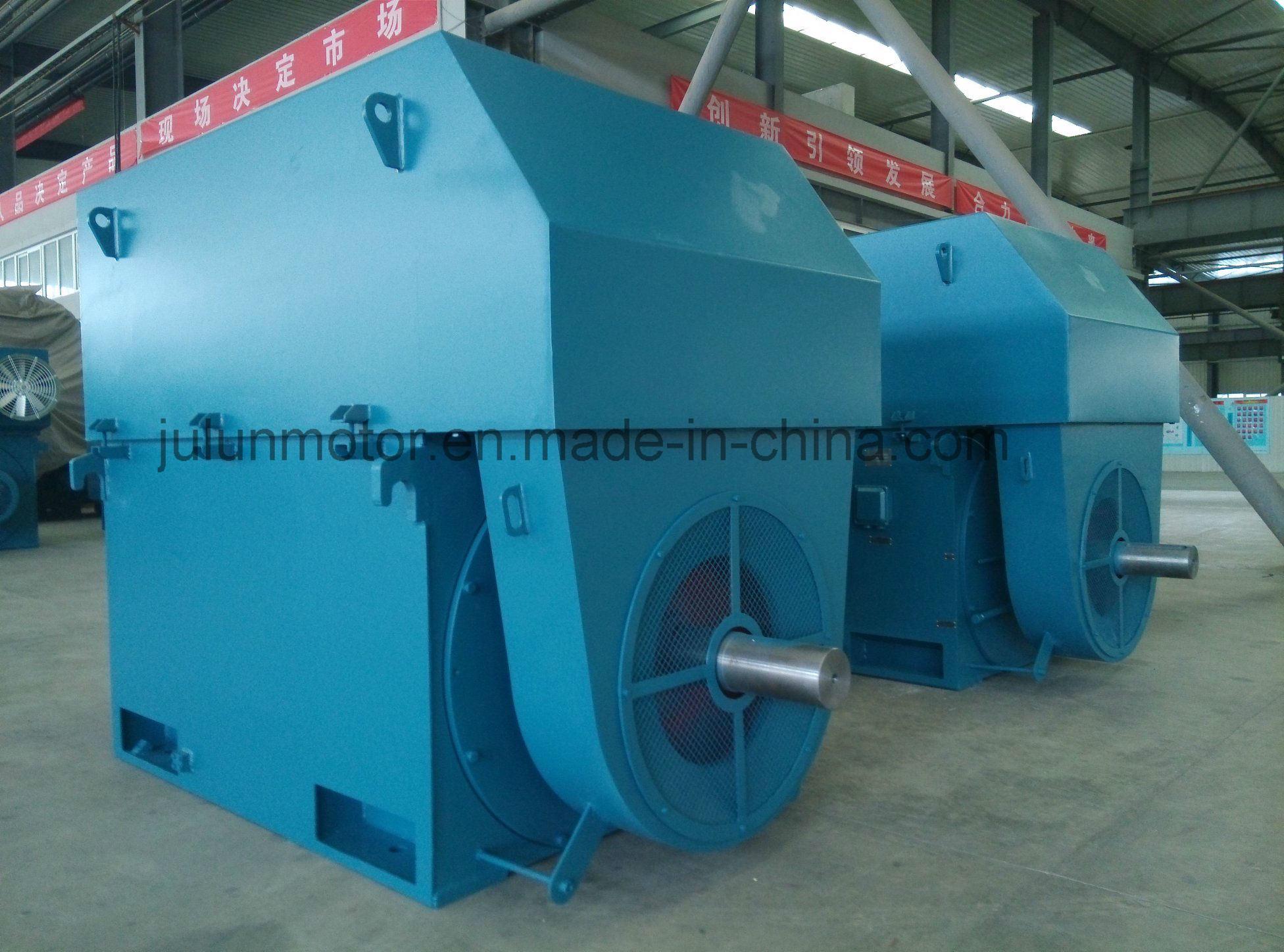 Yrkk Series Medium and High Voltage Wound Rotor Slip Ring Motor Yrkk4504-4-400kw