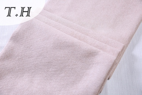2017 Hot Sale Purple Color Linen Upholstery Fabric