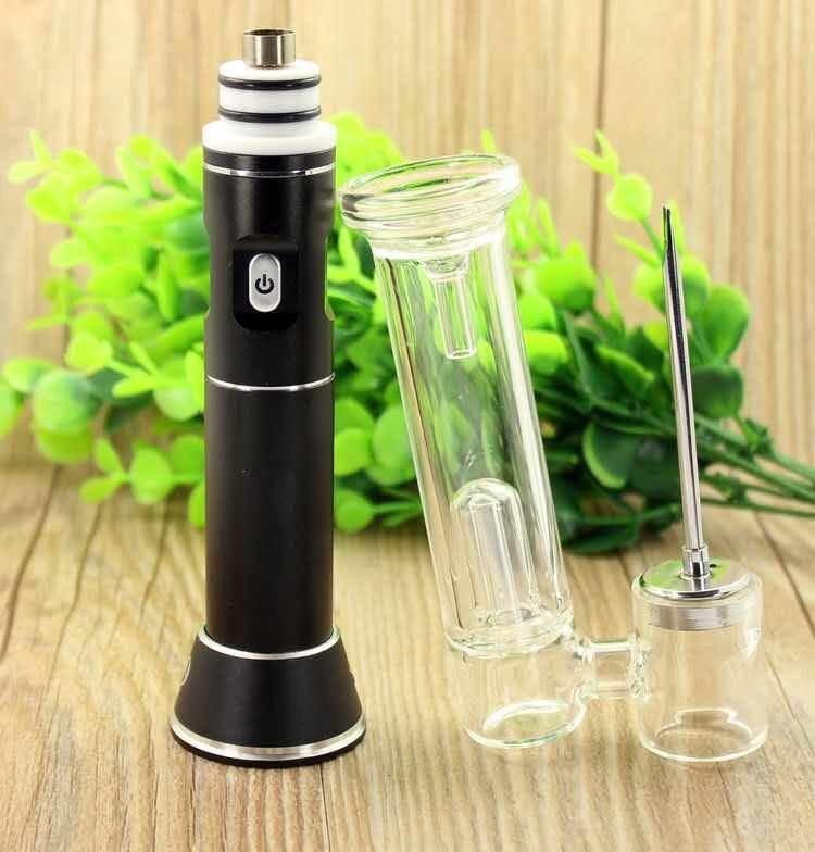 18650 Battery Dry Herb Vaporizer G9 Nail Ecig Mod