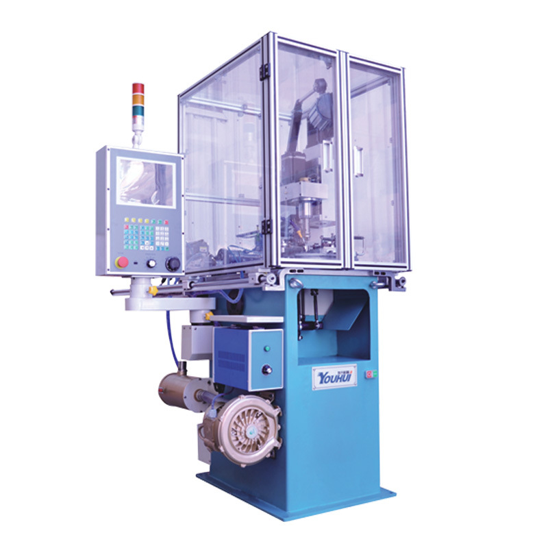 CNC Compression Spring Coil Winding Machine