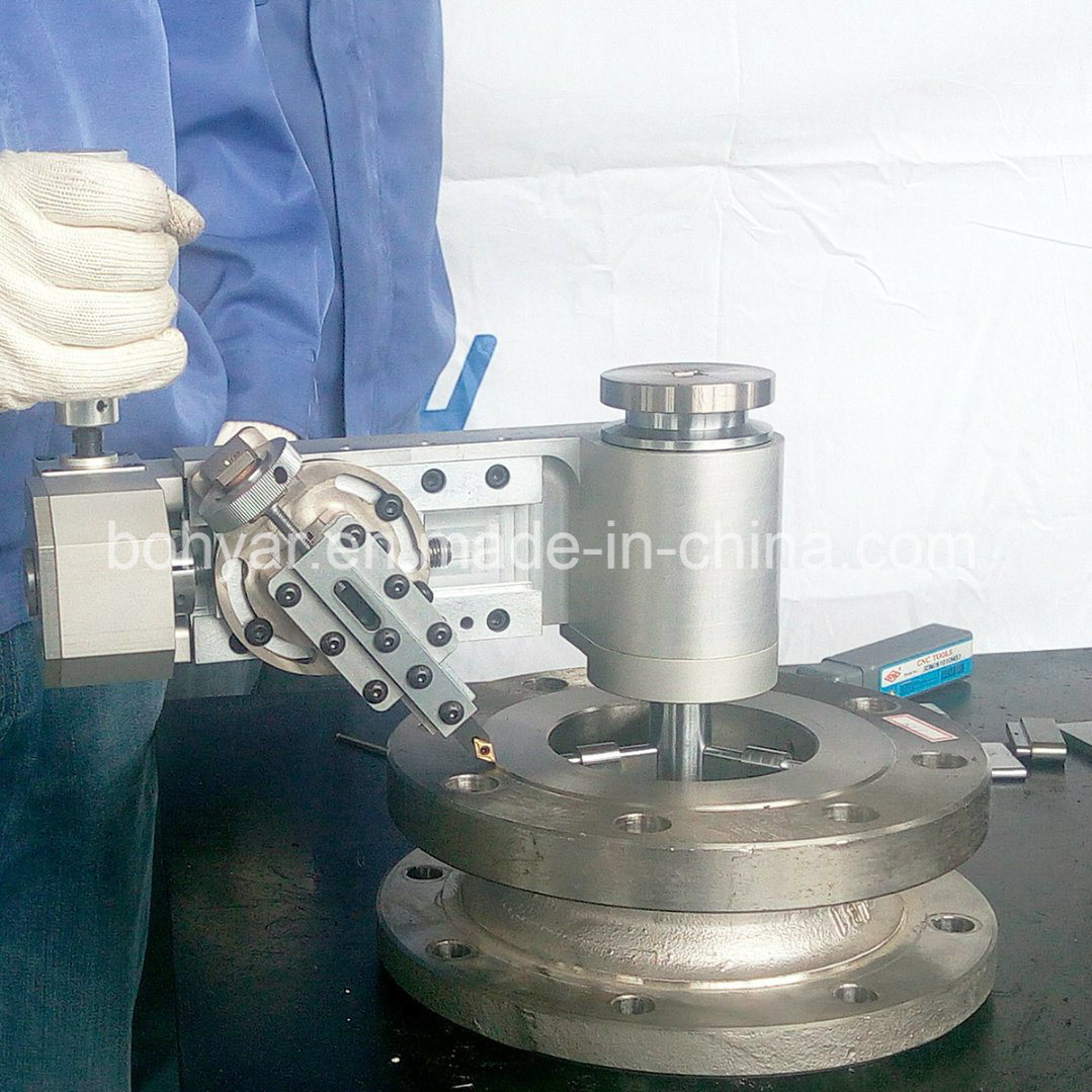 Manual Flange Facing Machine (FFT106)