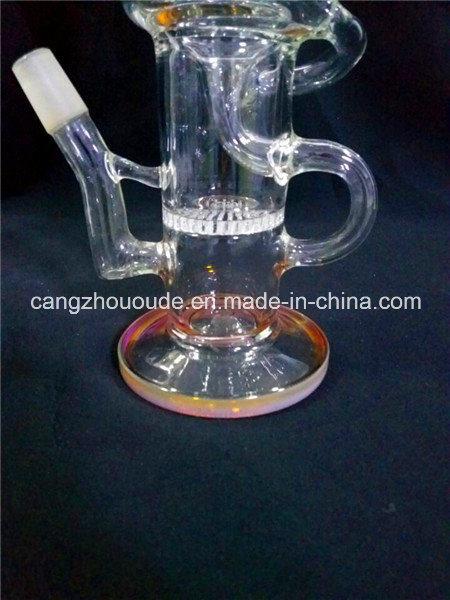 a-83 High Quality Glass Water Pipe Shisha Hookah for Smoking