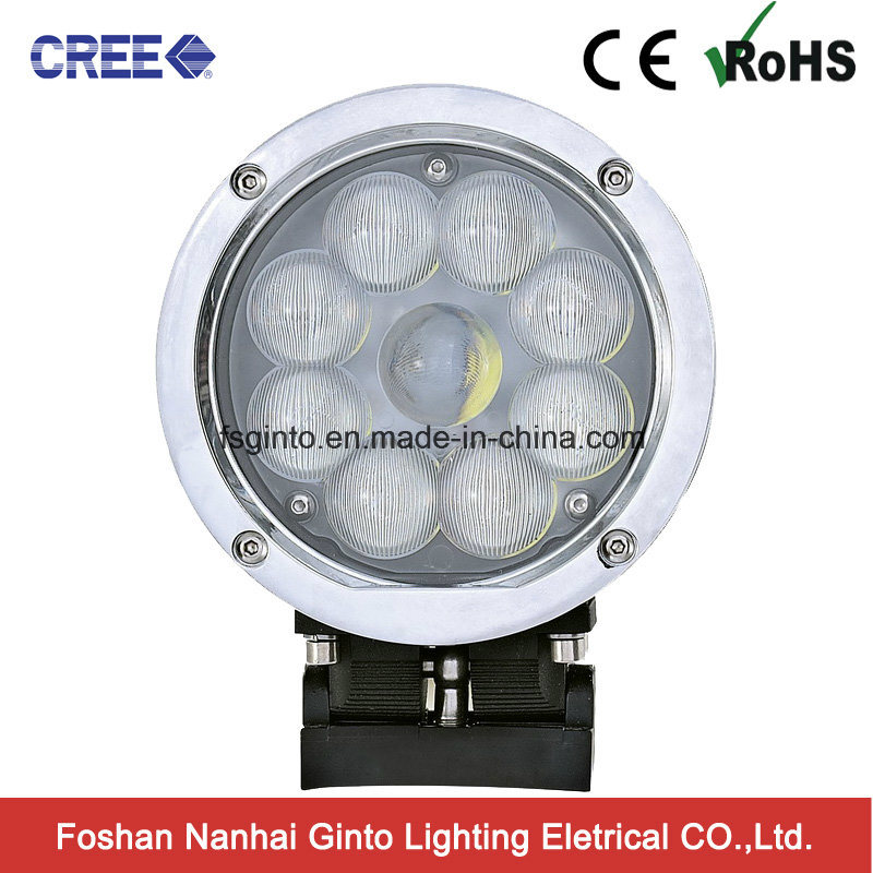 Waterproof Heavy Duty 45W 4D 5.5inch LED Working Light (GT6401-45W)
