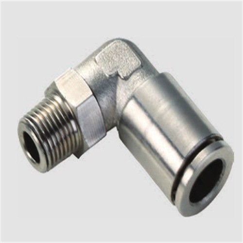 Py Brass Metal Pneumatic Fitting
