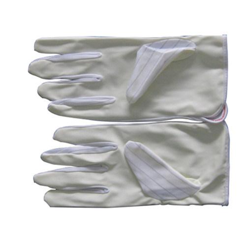 10mm Strip PU Coated Anti Static Gloves