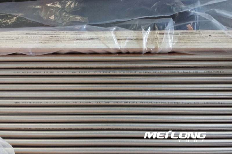 S30403 Precision Seamless Stainless Steel Instrument Tubing