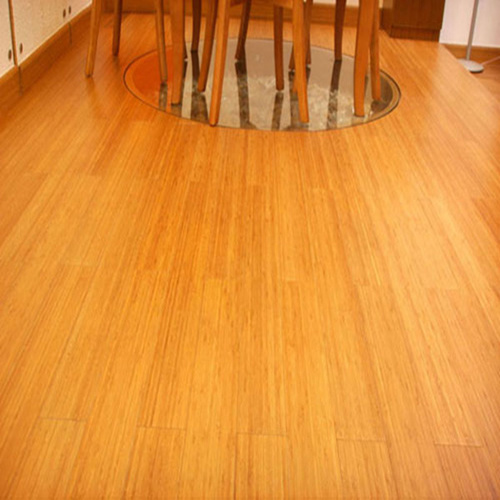 Carbonized Solid Bamboo Flooring T&G System Normal Item