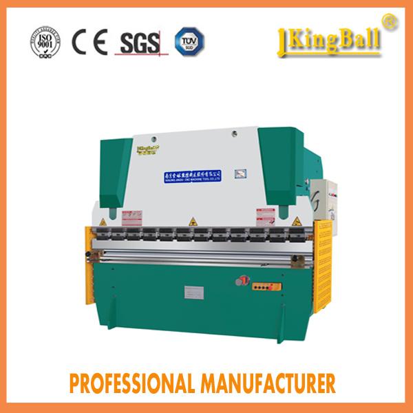 Hydraulic Nc Plate Bender Press Brake (WC67Y-200/3200)