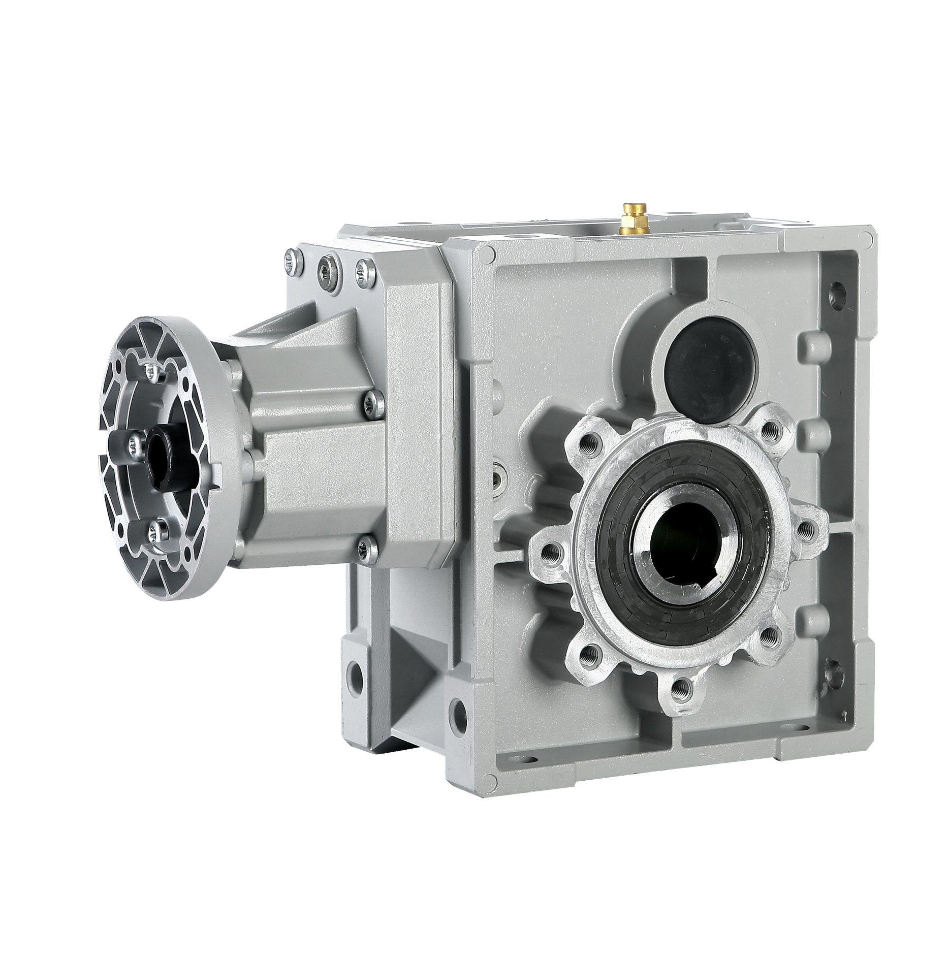 E-Km Aluminum Helical-Hypoid Gear Reducer