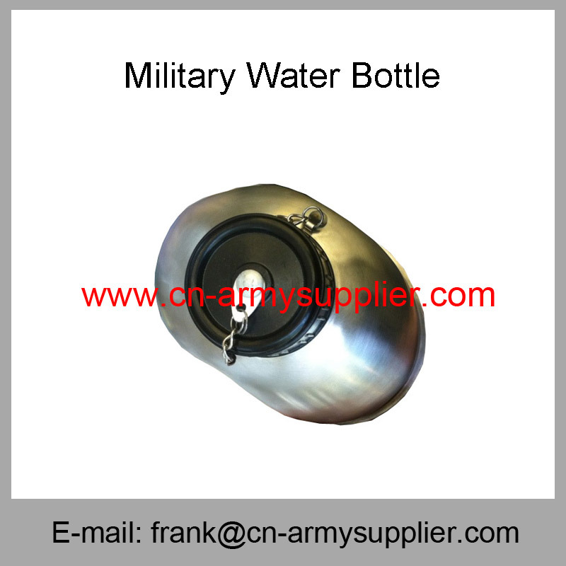 Military Aluminum Water Bottle with Army Water Mug and Oxford Cover