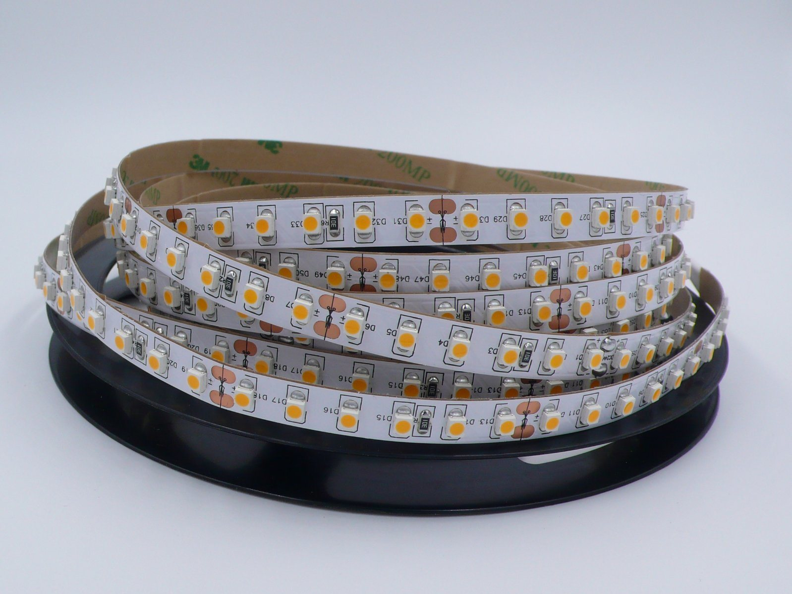 High CRI Epistar 3528 Warm White Flexible Strip LED Light