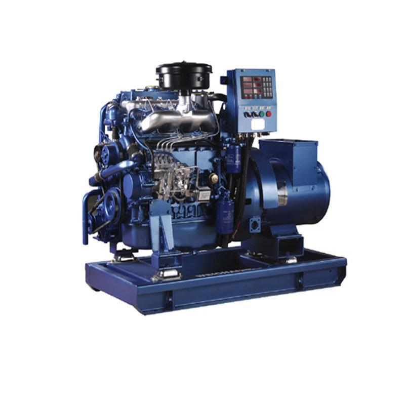 30 Kw Generator Set with Gear Box 1500 Rpm