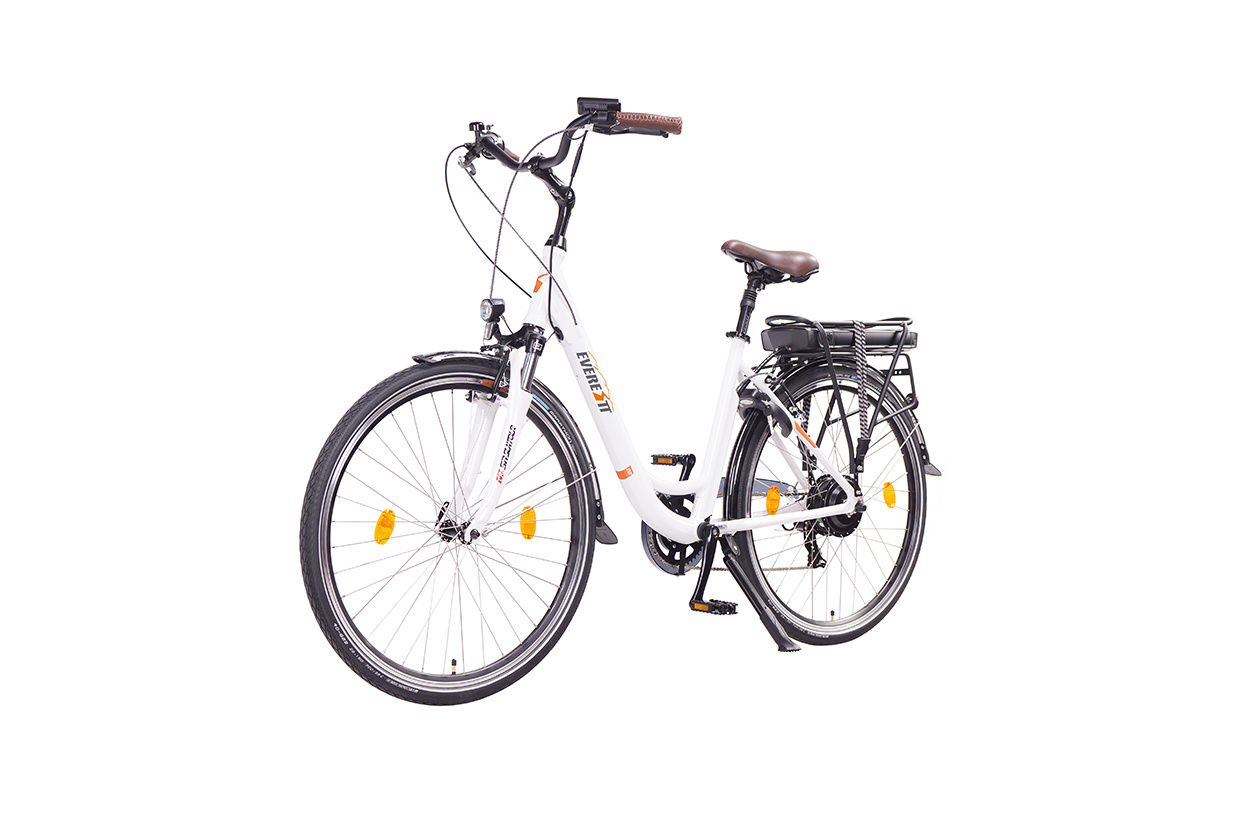 """28"""" City Lady Electric Bike/Bicycle/Scooter Ebike Tr3-700-L Ce"""