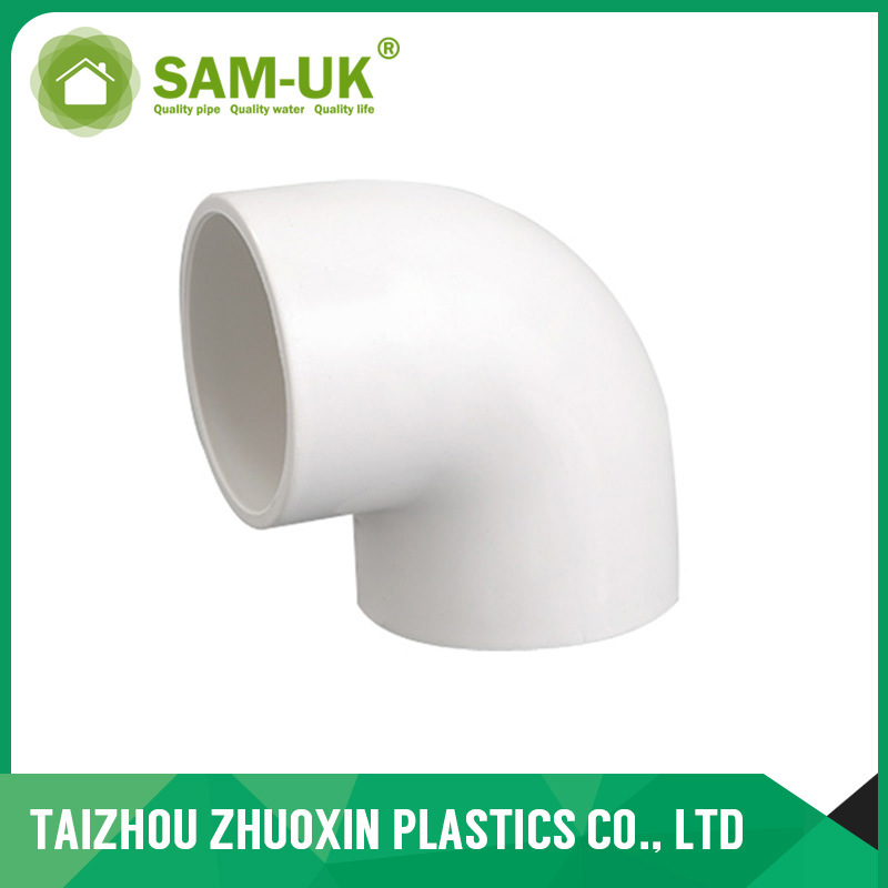 ASTM D2466 Schedule 40 CPVC PVC Plumbing Pipe and Fittings