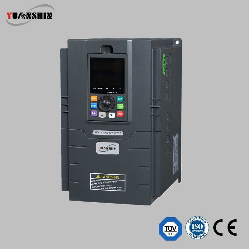 Yx3900 High Performance Solar Pumping Inverter/Variable Frequency Inverter 3-Phase 7.5kw 380V/415V with MPPT
