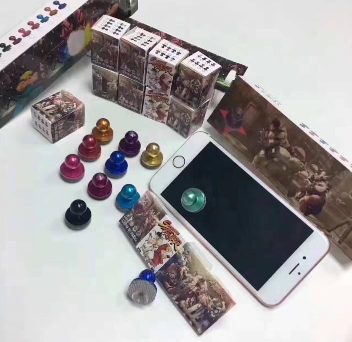 Portable Joystick-It Tablet PC Arcade Stick Joypad Game Controller for Phone