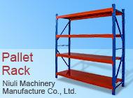 Niuli Light Steel Storage Display Rack