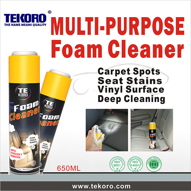 All Purpose Foam Claener Car Care Product