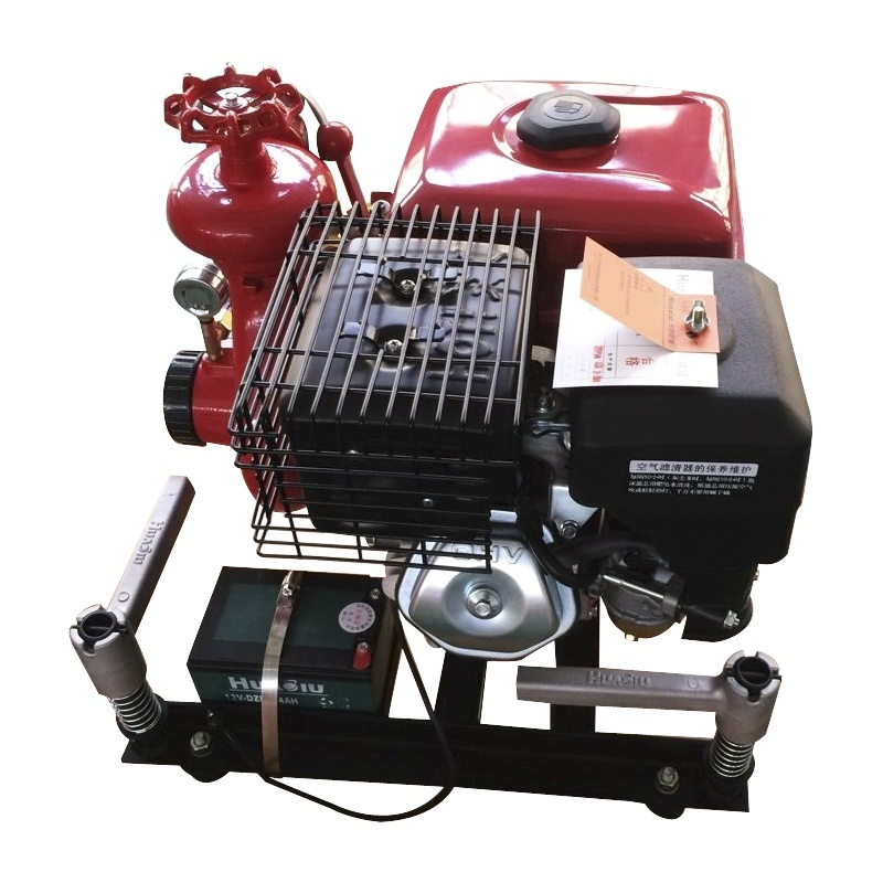 Huaqiu Gasoline Water Pump with Lifan Engine Bj-7g