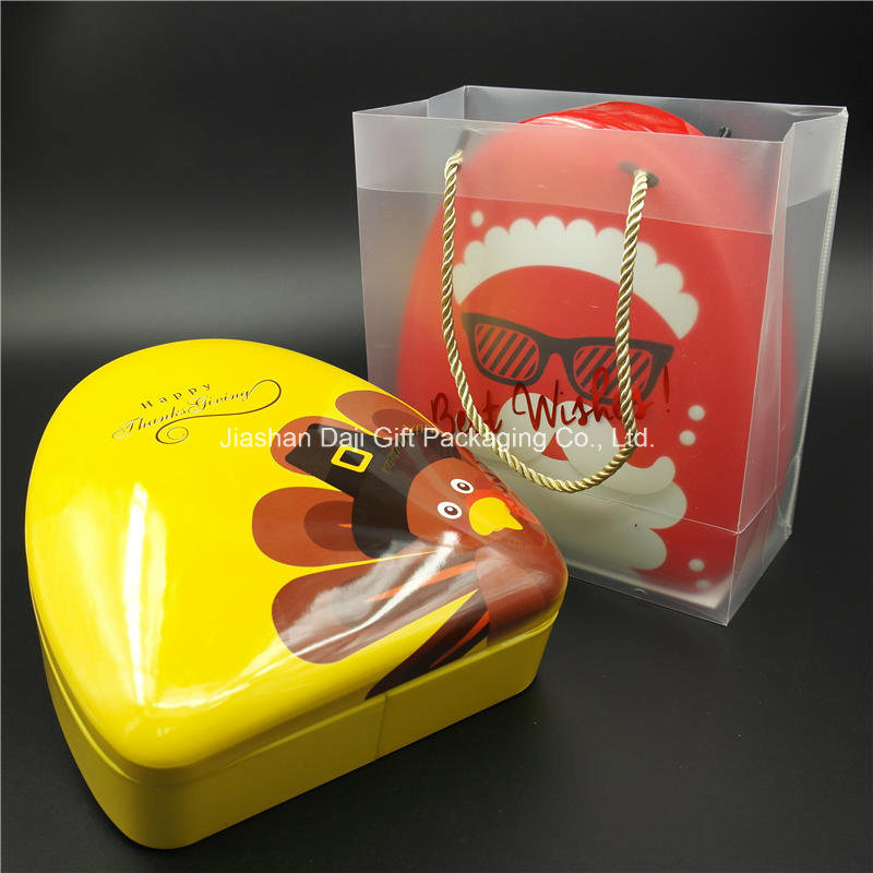 New Arrival High Fashion Decorated Tin Box (T003-V3)
